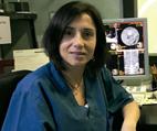 María Ortega, veterinaria especializada en Neurología del Centro Clínico Veterinario Indautxu