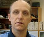 Xavier Raurell, veterinario de la Unidad de Neurología de dicho hospital