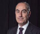 Álvaro Mateos, presidente del Colegio de Veterinarios de Vizcaya