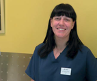 Vanessa Carballés, socia veterinaria de Gattos Centro Clínico Felino,