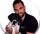 Tomàs Camps es licenciado en Veterinaria, máster en Etología Clínica en Pequeños Animales y en Investigación Animal y doctor por la Universidad Autónoma de Barcelona