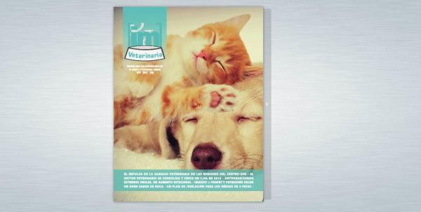 disponible el n 6 de im veterinaria con el especial post iberzoopropet