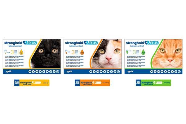 stronghold plus para gatos la mejor protecci n frente a. Black Bedroom Furniture Sets. Home Design Ideas