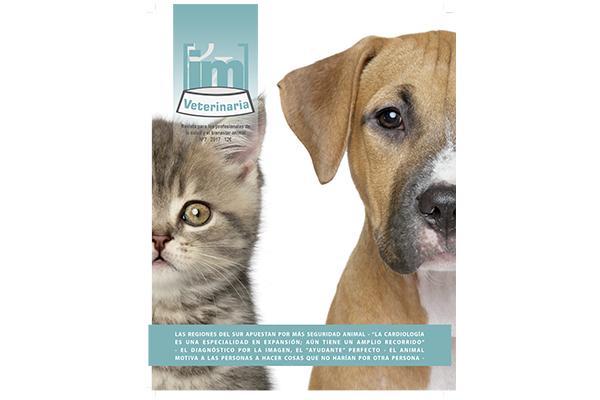 disponible ya el n7 de im veterinaria con el especial cardiologa