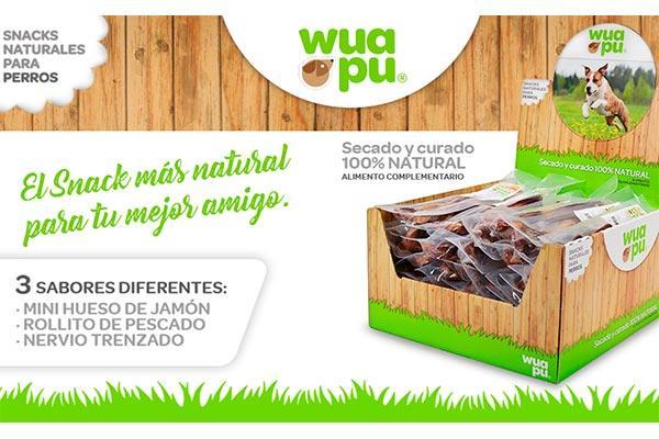 llegan los nuevos snacks naturales wuapu