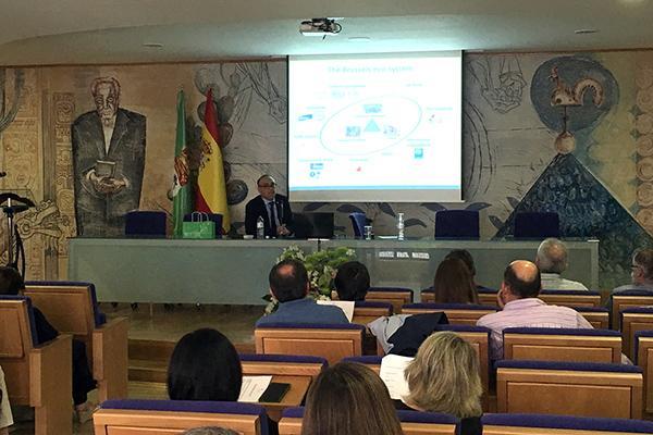 el presidente de la fve clausura las jornadas sobre riesgos sanitarios