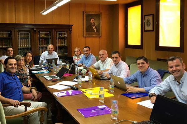 la conferencia de decanos de las facultades de veterinaria de espana repasa la actualidad de la formacion veterinaria