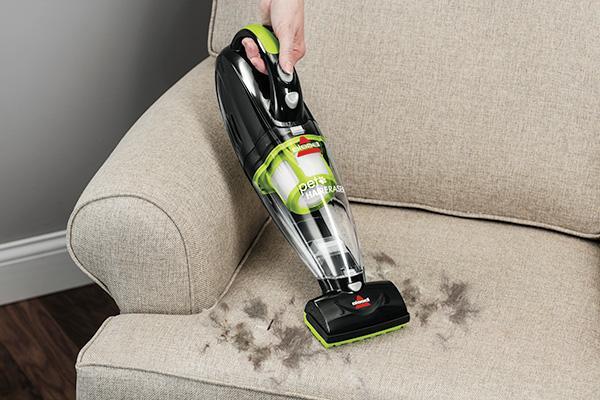 con pet hair eraser hand vacuum de bissell los pelos de las mascotas dejan de ser un problema