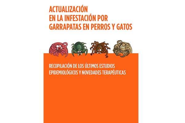 zoetis crea un nuevo monografico sobre garrapatas en perros y gatos para veterinarios