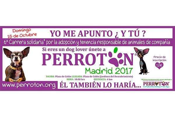 madrid acoger el prximo 15 de octubre una nueva edicin de perrotn