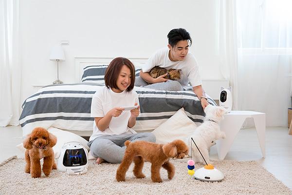 pawbo ampla su portfolio de dispositivos para mascotas con rastreadores y dispensadores inteligentes de premios