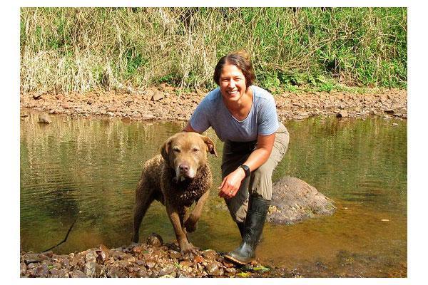 perros y cientficos se unen para salvar a los carnvoros amenazados
