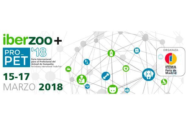 iberzoopropet 2018 cuenta con el 70 de su superficie contratada