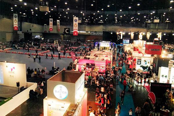 ifema prepara la 8 edicin de 100x100 mascota 2018