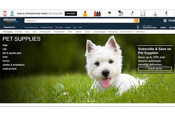 amazon permitira crear perfiles de mascotas