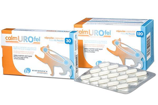 calmurofel un producto especialmente disenado para el manejo multimodal de la cistitis idiopatica felina