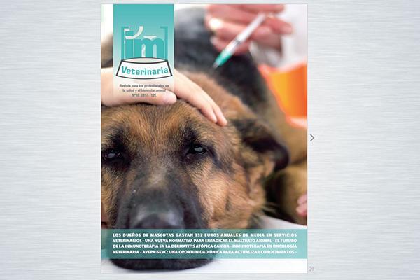 disponible ya el nuevo nmero de im veterinaria