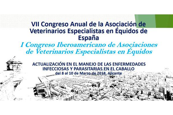 alicante capital internacional de la veterinaria equina