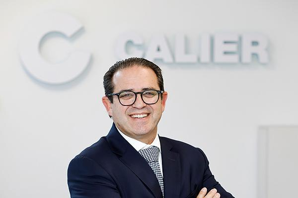 carlos artigas nuevo director general de calier