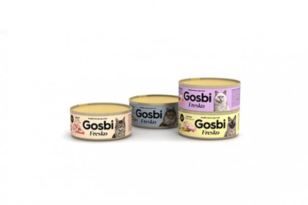 grain free la nueva linea de gosbi para gatos