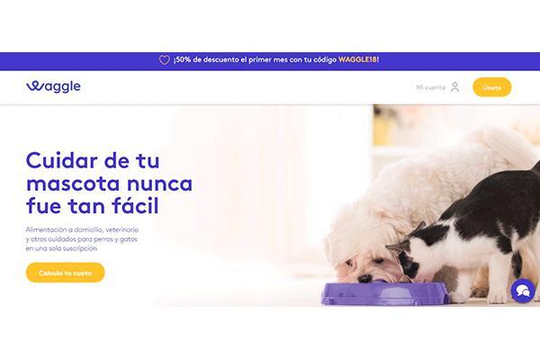 waggle el servicio integral y personalizado para mascotas