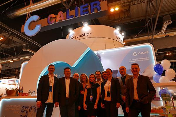 calier celebra su 50 aniversario en iberzoopropet 2018