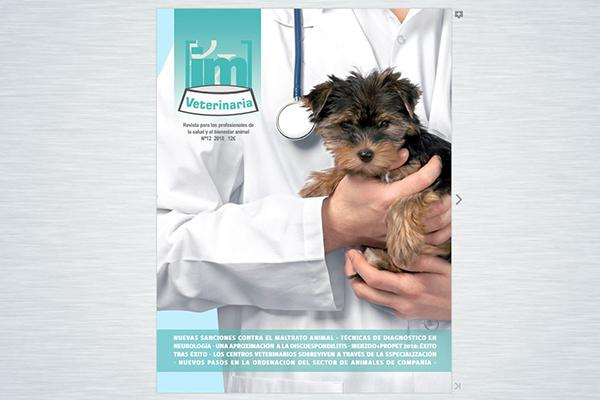 disponible ya el nuevo numero de im veterinaria