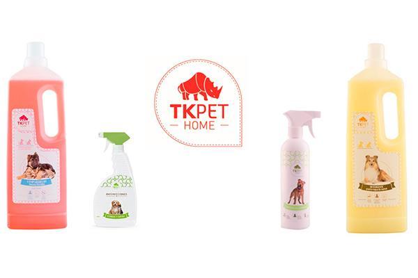 tkpet home la nueva lnea para la higiene de hogares