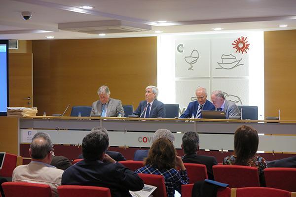 la asamblea general de presidentes aprueba la liquidacion del presupuesto de 2017