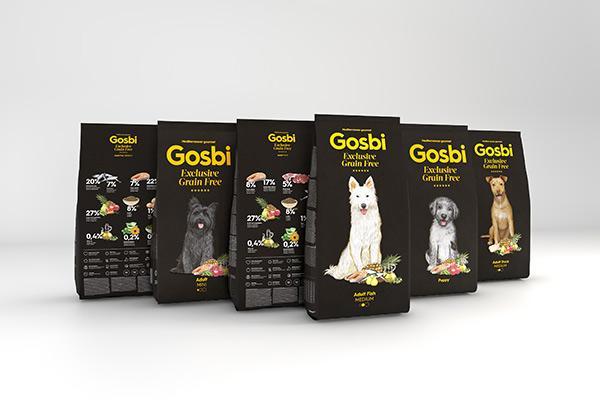 gosbi completa su gama grain free