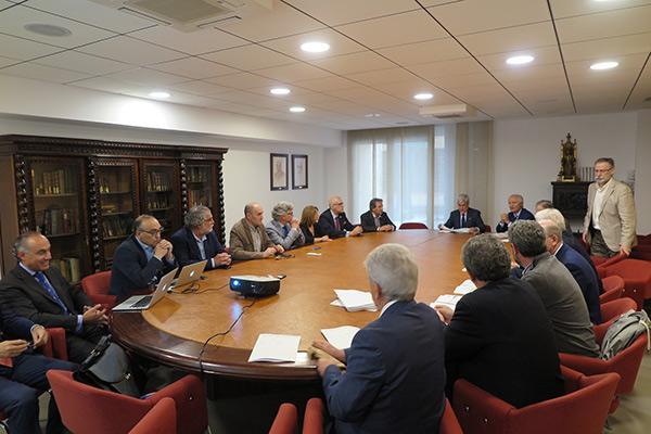 la junta interterritorial analiza la participacin de la organizacin colegial en el proyecto vetfutures