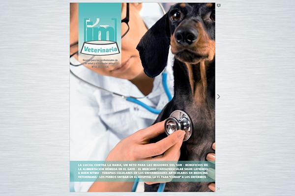 disponible la revista n14 de im veterinaria