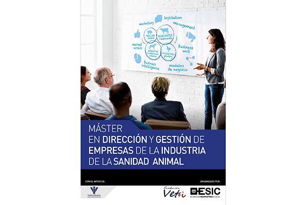 la fundacion veti presenta el primer master en direccion y gestion de empresa