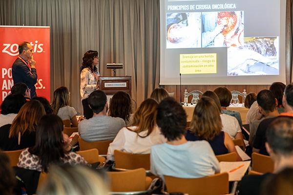 zoetis presente en los ultimos congresos sobre oncologia veterinaria