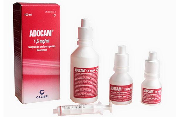calier lanza adocamsupsup 15 mgml suspensin oral para perros