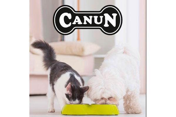canun la lnea de alimentacin para animales de compaa de de heus