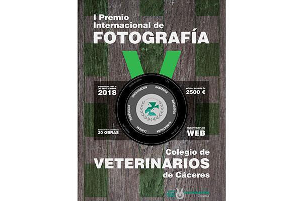 el colegio de veterinarios de cceres convoca su premio internacional de fotografa