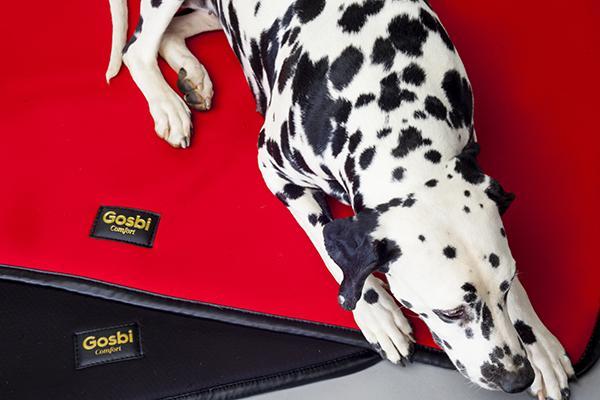 gosbi comfort tecnologa 3d apta para el uso veterinario