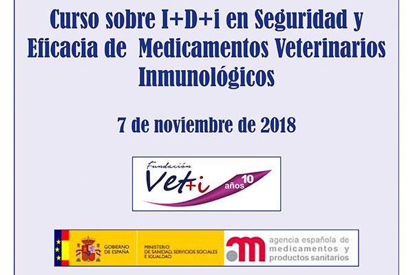 los medicamentos veterinarios inmunolgicos protagonistas de un curso de veti