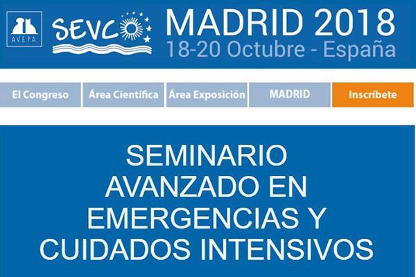 nuevo seminario de avepa en emergencias y cuidados intensivos
