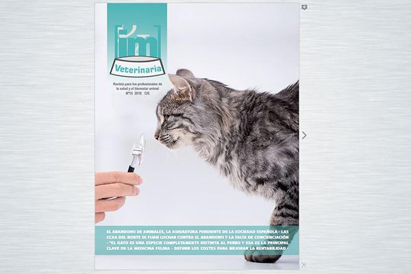 disponible el nuevo numero de im veterinaria