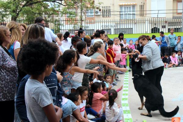 objetivo fomentar la tenencia responsable de mascotas entre los escolares