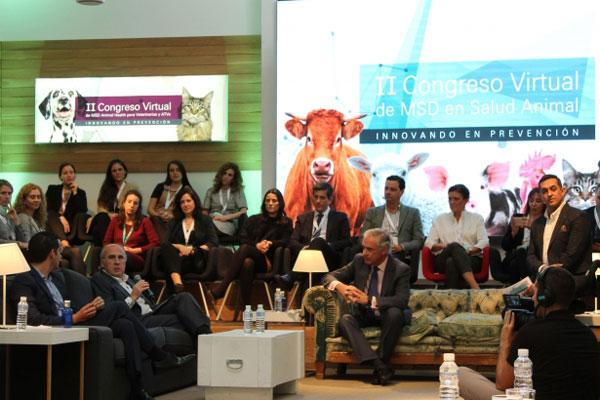 el ii congreso virtual de msd animal health reune a mas de 12900 profesionales