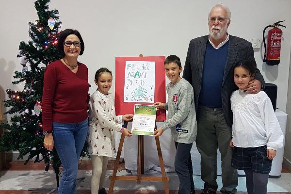 el colegio de veterinarios de sevilla organiza la i fiesta infantil de navidad