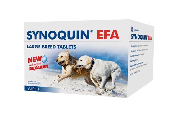 synoquinsup supefa el suplemento dietetico condroprotector para perros