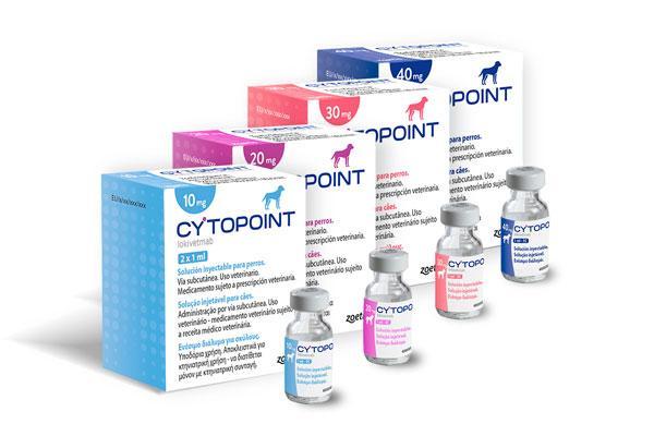 cytopointsupsup satisface a veterinarios y propietarios segn una encuesta