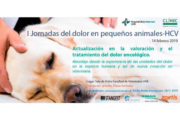 ecuphar patrocina las i jornadas del dolor en pequenos animaleshcv