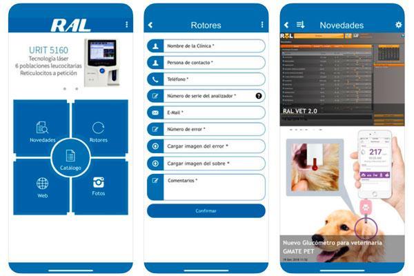 ral estrena nueva aplicacin para ios y android