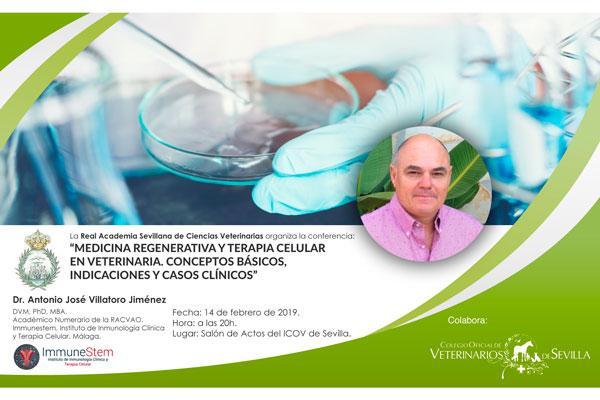 medicina regenerativa y terapia celular en el icov de sevilla