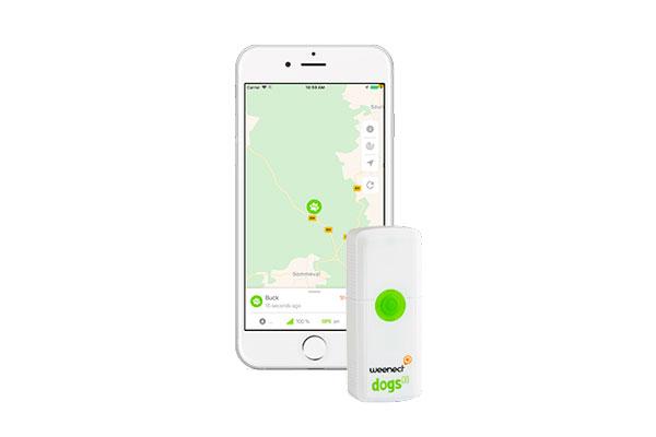 weenect dogs el localizador gps para perros
